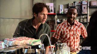 Californication Season 5: Episode 8 Clip - Very Dirty