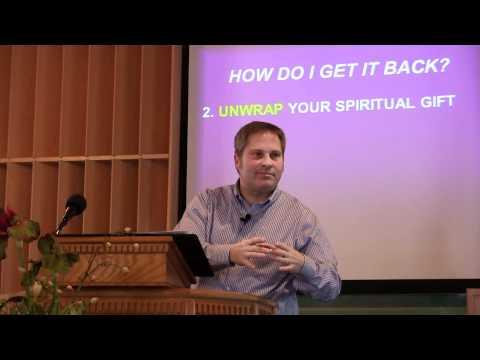 Overcomming Spiritual Lethargy