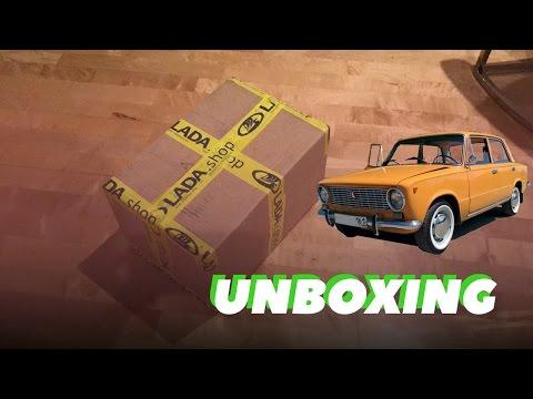 Unboxing performance parts for Lada 2101 - Resto Mod Republic Ep.3