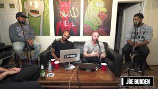 Loaded Lux on Everything Battle Rap | The Joe Budden Podcast