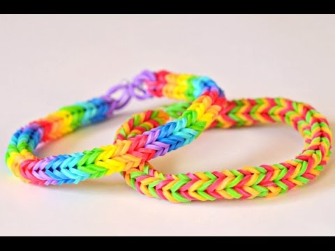 bracelet elastic instructions loom band bracelets rubberband with rubber