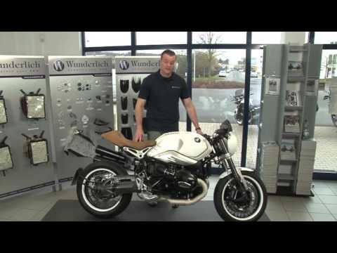 Wunderlich S Modifications For The Bmw R Ninet Youtube