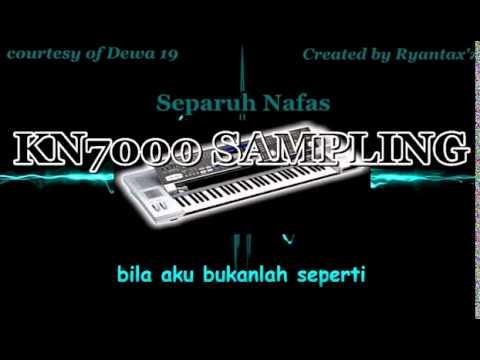 stafaband info   Karaoke Dewa19   Separuh Nafas 1