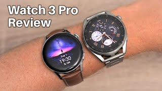 Huawei Watch 3 & Watch 3 Pro Review With Unboxing