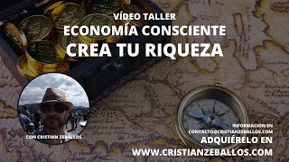 Crea Tu Riqueza | Video Taller Ya Disponible!