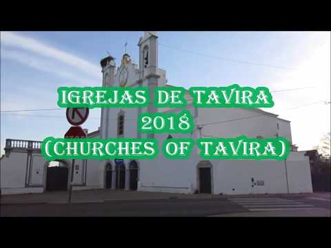 Igrejas de Tavira - (Churches of Tavira) 2018