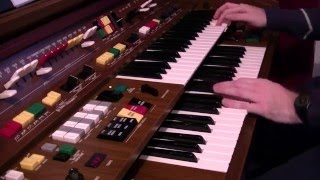 Somewhere Out There (Rolling Pins) by Philip Jones / Yamaha Electone C-605 / 2