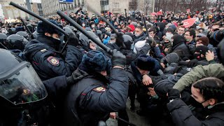 Russia braces for fresh protests in support of Navalny despite crackdown