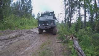 ГАЗ-66 И ЗИЛ-131