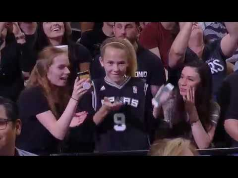 Golden State Warriors vs San Antonio Spurs 3 - Mar19, 2018