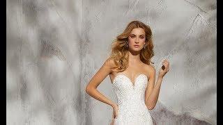 Mori Lee 8282 Leona Wedding Dress