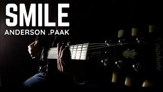 Anderson .Paak - Smile - Guitar Loop Cover