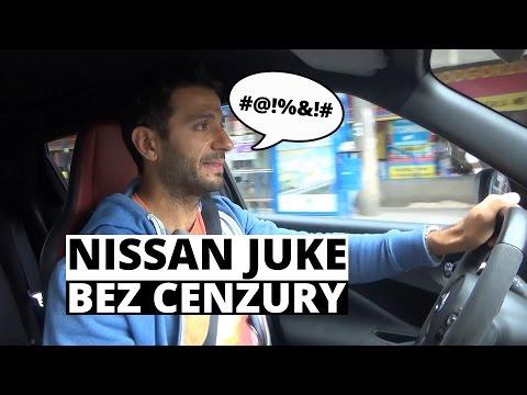 Nissan Juke Nismo RS BEZ CENZURY Zachar OFF