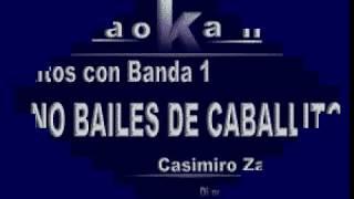 Karaokanta - Banda El Mexicano - No bailes de caballito
