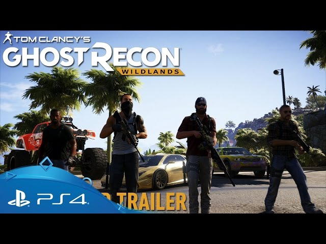 Tom Clancy's Ghost Recon Wildlands | Narco Road Trailer | PS4