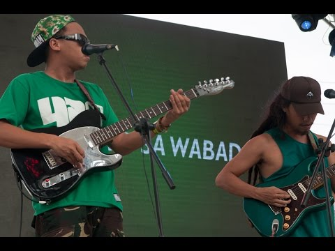 Nairud Sa Wabad - Be Free | Mindanao Band Summit 2016