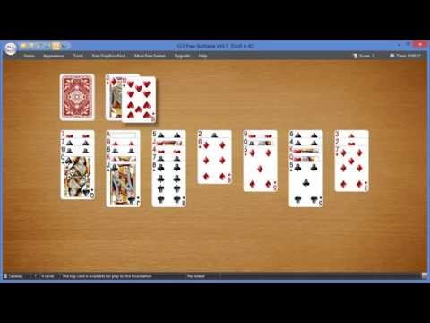 123 Free Solitaire - Card Games Collection NEW V10.1 Is Now Available For Download!