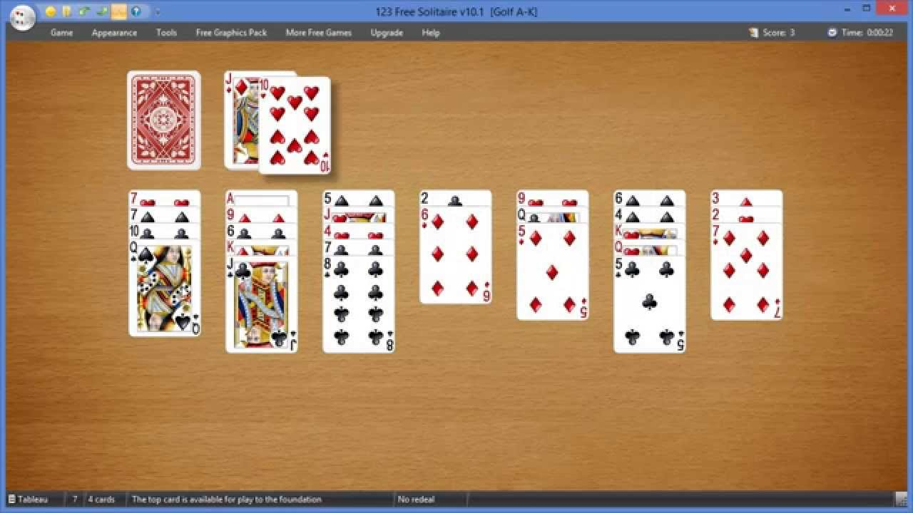 free download 123 solitaire full version
