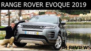 Range Rover Evoque 2019 - Primeiras Informações - JM REVIEWS 2019