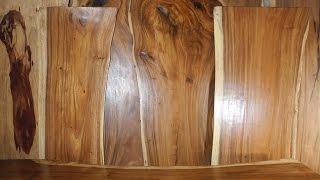Slab Dining Table   Solid Wood Table Slabs