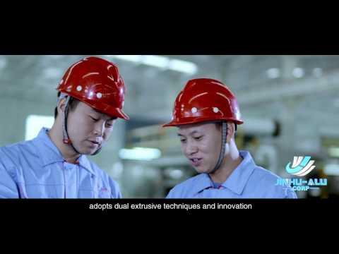 Shandong Jinhu Color Aluminum Group VIDEO