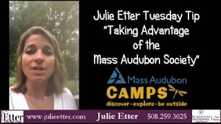 Julie Etter Tuesday Tip_Mass Audubon Society