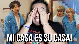 BTS: HOME REACTION [Tonight Show Jimmy Fallon]