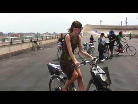 Le bici si prendono il Lingotto ex-Fiat [Take2]