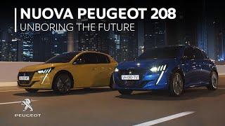 NUOVA PEUGEOT 208 – CAR OF THE FUTURE