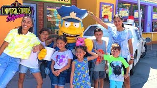 Family Vacation vlog Universal Studios Hollywood!