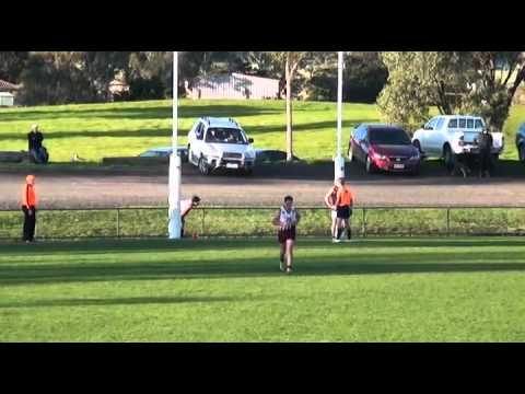 Ballarat FL SEN14 RD9 Melton V Bacchus Marsh 2nd Half