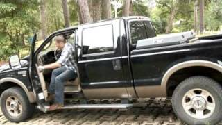 We Rode In Trucks music video