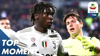 Super Kean Scores 6th Goal in his Last 6 Matches! | Cagliari 0-2 Juventus | Serie A