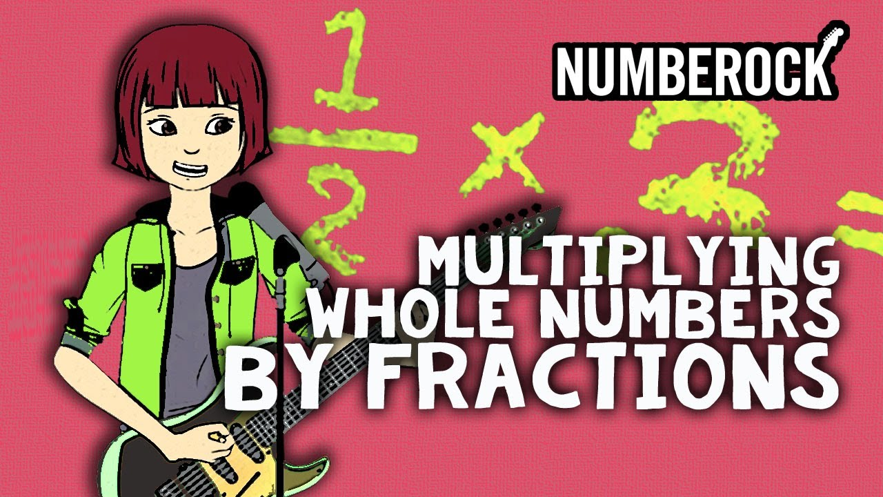 how to add whole number with a fraction