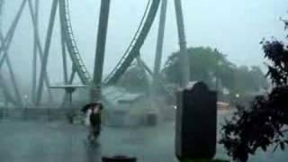 Rain @ Universal