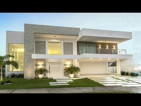 Modern Beautiful House 1500 Sft | Elevation | Design ...