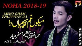 Mekon Ghum Phupiyan Da || Syed Hamza Naqvi || New Noha || TP Moharram