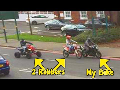 My Bike Was STOLEN Caught on Camera *NOT CLICKBAIT*