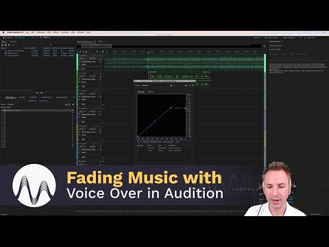 How to Fade In and Out Music with Voice Over Automatically