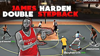 NBA 2K20 JAMES HARDEN DOUBLE STEP BACK DRIBBLE TUTORIAL GET EASY ANKLE BREAKERS KingSuperior