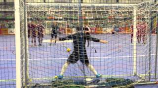 British Deaf Futsal Championships 2014