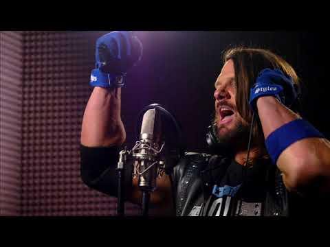 Superstars of WWE sing