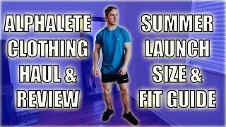 Alphalete Athletics Summer 2019 Apparel Review