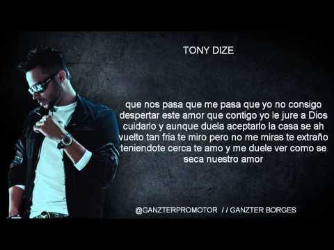 Tony Dize - Ruleta Rusa | Letra