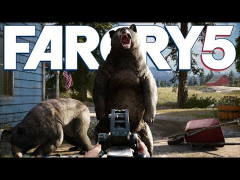 Far Cry 5 Gameplay Impressions (Mixed Feelings)