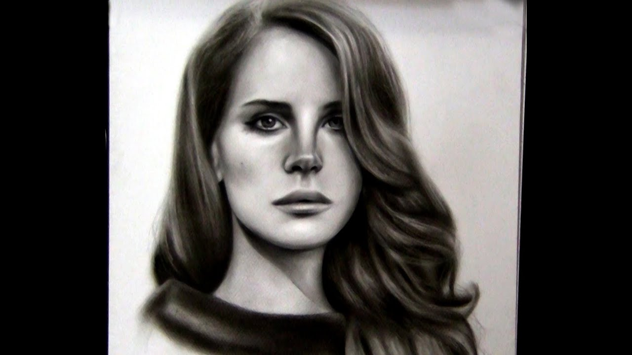 Easy Lana Del Rey Drawing | www.imgkid.com - The Image Kid ...