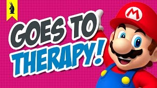 Super Mario Goes To Therapy – Pop Psych!