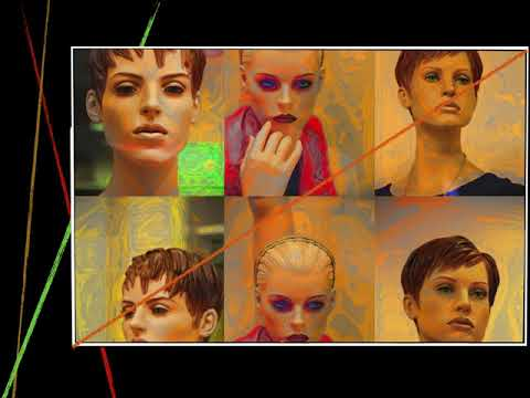 Art By Paul Norris Mannequins Collection Video Snippet Example 2018