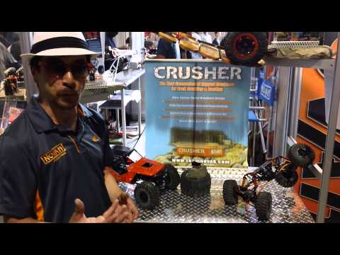 RCX 2013 HD Coverage of Novak Electronics Brushed & Brushless ESC's & Motors