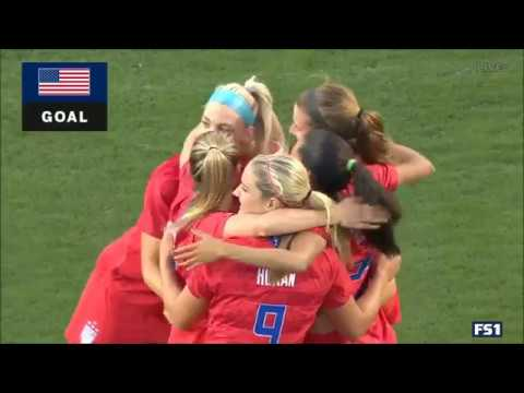USWNT Vs Portugal Soccer 8- 29- 2019 Victory Tour ( Full Match )